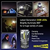 2 x Zusammenklappbare LED Camping Laterne – 5 JAHRE GARANTIE - 7