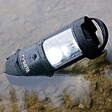 Outdoor Laterne von Varta – Extrem robuste Campinglaterne – 3 Leuchtmodi - 4