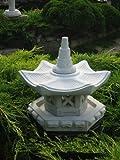 """Japanische Gartenlatern – Steinlaterne """"Vogelhaus"""" auch als Futterstelle geeignet - 3"""