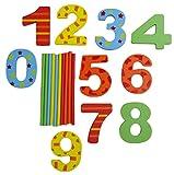 khevga Geburtstagszug: Deko Geburtstag Kinder - 7