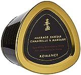 Shunga E25761 Massagekerze Romance, Erdbeere