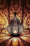 """Orientalische Indische Laterne """"Ziva"""" - Windlicht zum Aufhängen"""