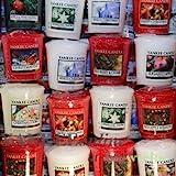 Yankee Candle Votivkerzen-Set, Festliche Mischung, 15-teiliges Set