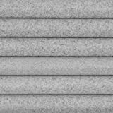 Wachskerze Silbergrau Rondo – 3 St. Bio-Stearin Stabkerze rund 40 cm amabiente - 5