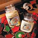 Yankee Candle Glaskerze, klein, Christmas Cookie - 3