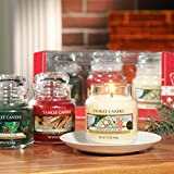 Yankee Candle Glaskerze, klein, Christmas Cookie - 7