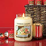 Yankee Candle Glaskerze, klein, Christmas Cookie - 6