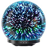 Aroma Diffuser 200ml Likemylux Luftbefeuchter Duftlampe Oil Düfte Humidifier LED mit 7 Farben für Yoga Salon Spa Wohn-, Schlaf-, Bade-, Kinderzimmer Hotel