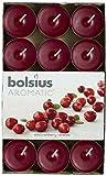"""Aromatischen""""Wild Cranberry Duft Teelicht, Paraffin Wachs, Kastanienbraun, 30Stück"""
