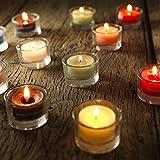 Yankee Candle Misty Mountains Teelichter-Kerzen, Wachs, grau, 8,4 x 8,4 x 6,1 cm - 5