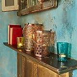Yankee Candle Misty Mountains Teelichter-Kerzen, Wachs, grau, 8,4 x 8,4 x 6,1 cm - 4