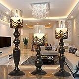 Candle kandelaber romantische kerzen essen dekoration european retro trauung(Eine große kerze)-A