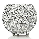 VINCIGANT Kristall Kerzenständer Dekoration Kerzenhalter Teelichthalter