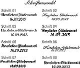 Wunderschöne braune Holz Laterne Berlin (Handarbeit) inkl. Wunschgravur, Wunschtext. Die Geschenkidee! z.B.zur Hochzeit, Geburtstag, - 4