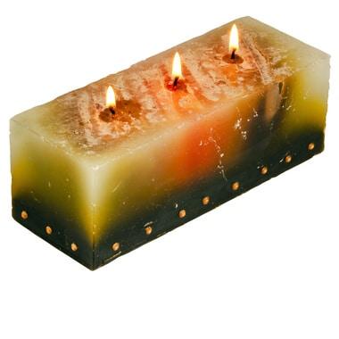Mehrdochtkerze - Kerze mit drei Dochten