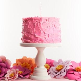 Halter für Kerzen zum Geburtstag