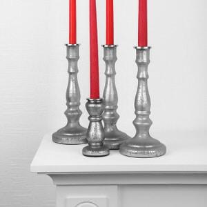 Halter für extra lange und dünne Kerzen